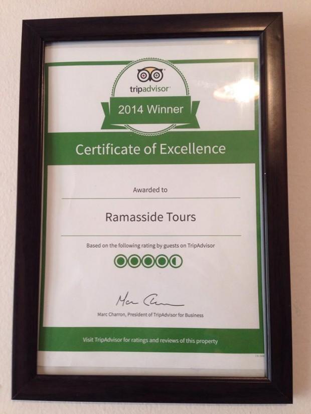 Ramasside tours shore excursion