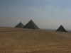 pyramids panoramic view