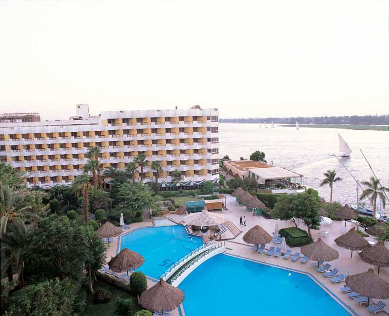 Pyramisa Isis hotel