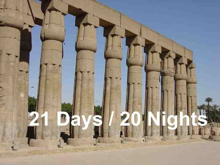 egypt vacation holidays